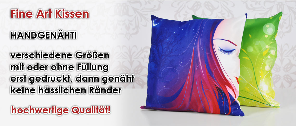 Details zu Fine Art Throw Pillow